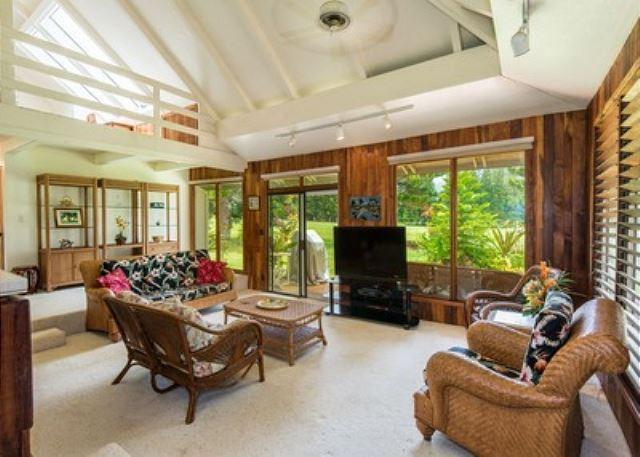 Hale Kamalani, holiday rental in Kauai