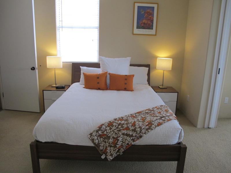Gasten slaapkamer (Queensize Bed)