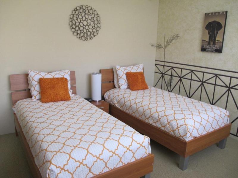 Gastenkamer (twee aparte bedden)