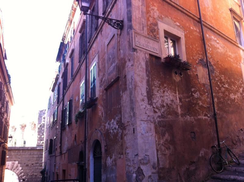 50 meters from Roman Forum