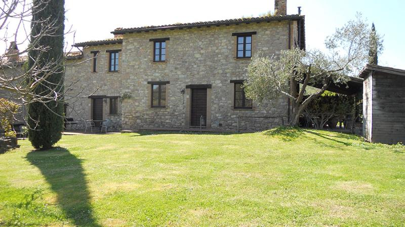 Le Felcete: Cipressi, vacation rental in Fratta Todina