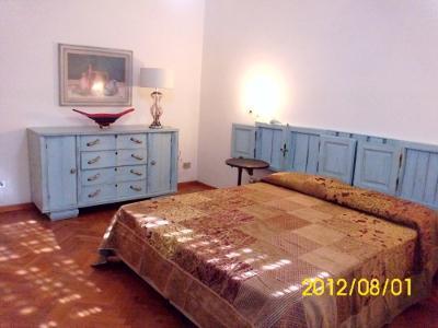 bedroom 'blue'