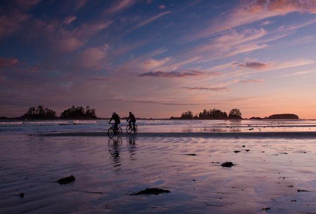 Bicicleta de las playas