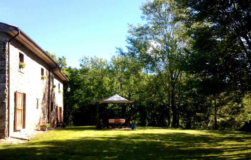 Beautiful 300 year old farmhouse with pool., holiday rental in Falciano