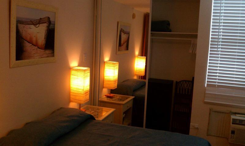 Camere da letto sono climatizzate