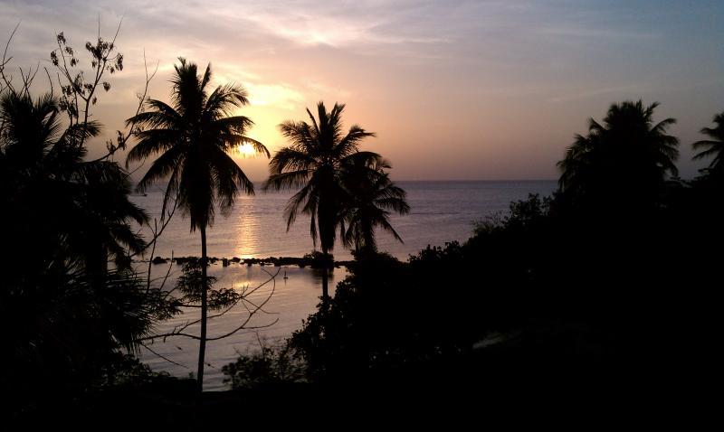 Un'altra vista tramonto