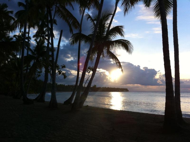 Playa Bonita at Sunset