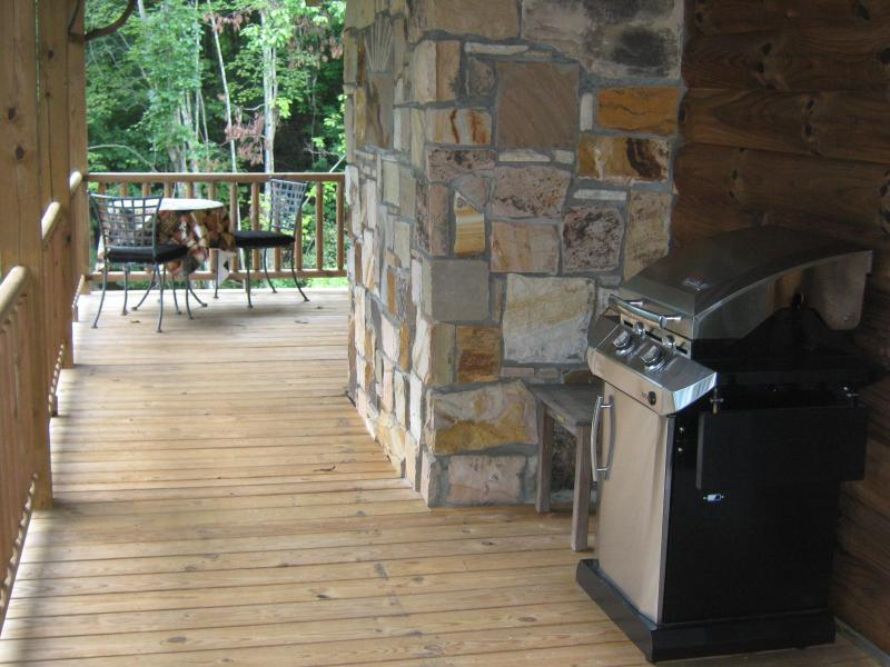 Stay in and cook out on the gas grill!