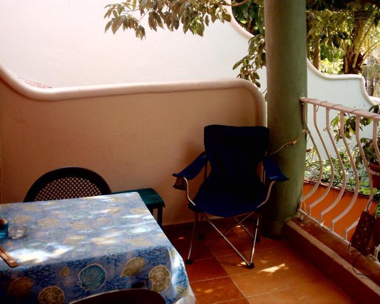 veranda for al fresco dining or people watching
