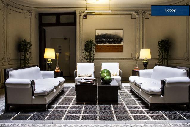 Eerste verdieping Lobby