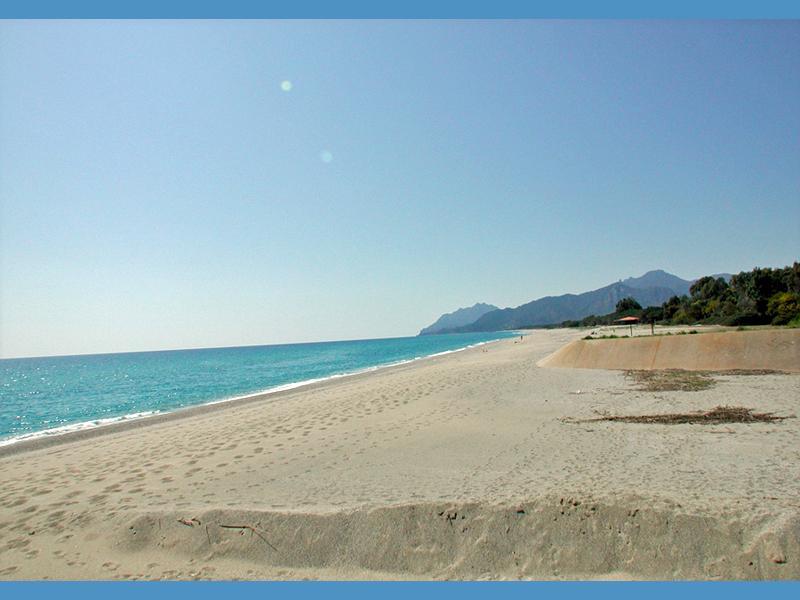 Strand Foxi BariSardo beach