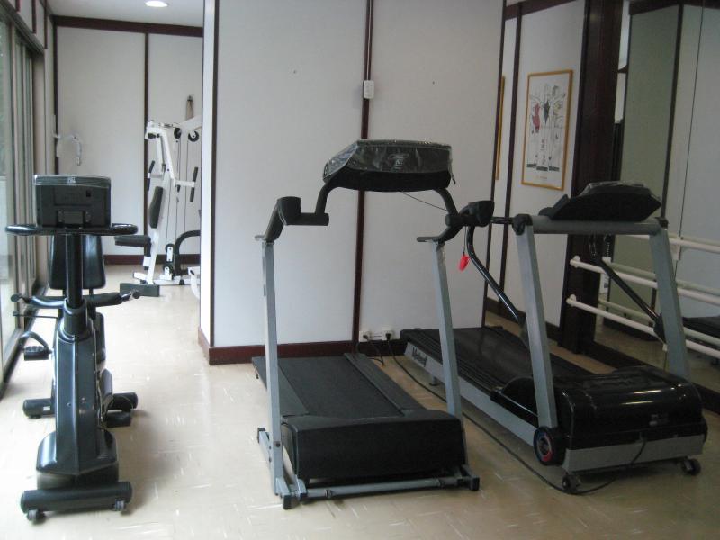 Gym (building Facility)