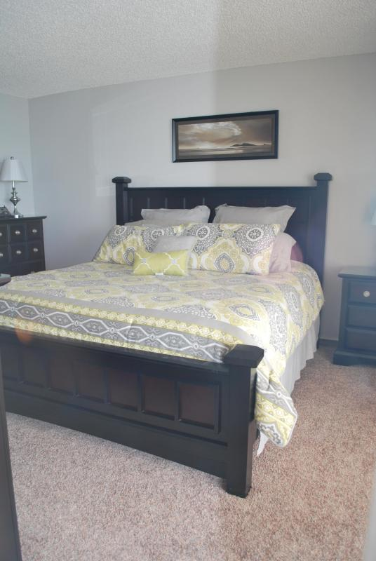 King size Master Bed
