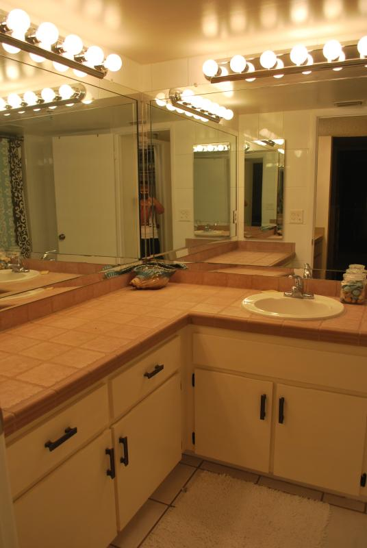 Master Bath with pleny of room
