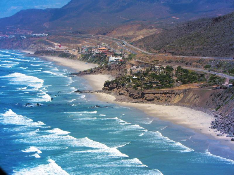 Playa La Mision