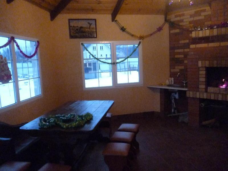 Sommerhaus für Rest mit einer großen Companty von Freunden