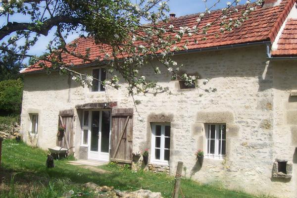 Maison d'Oenepon, a very comfortable and romantic rural French cottage