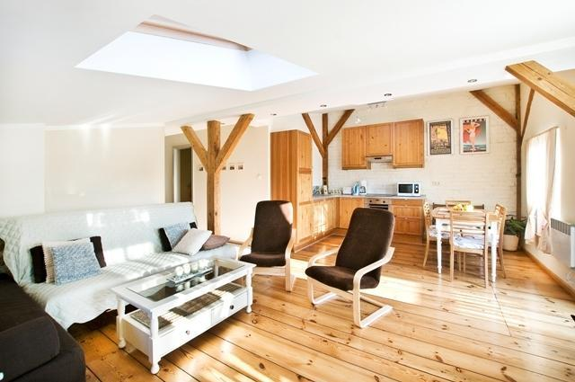 Cozy apartment near sandy beach, vacation rental in Sopot
