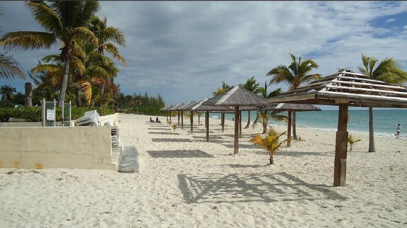 Coral Beach Huts