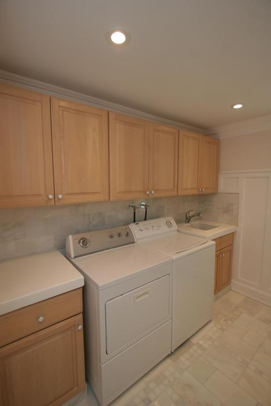Washer / Dryer Room