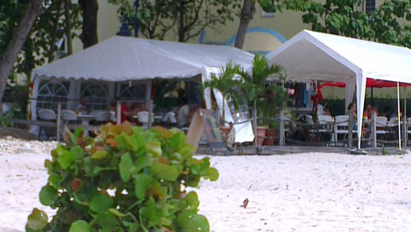 Restaurant on Dover Beach