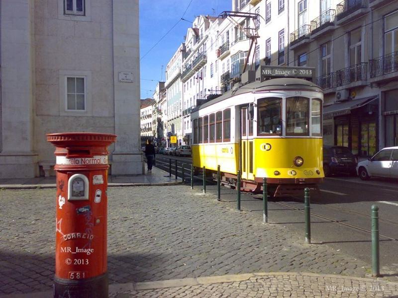 Ohhh... Charming Lisbon!