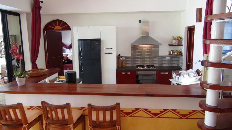 new italian kitchen