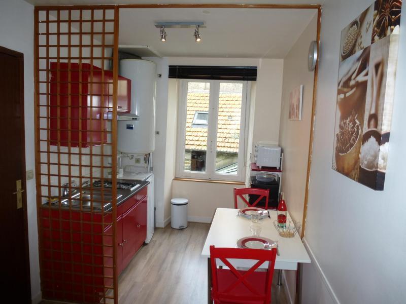François flat, location de vacances à Maupertus-sur-Mer
