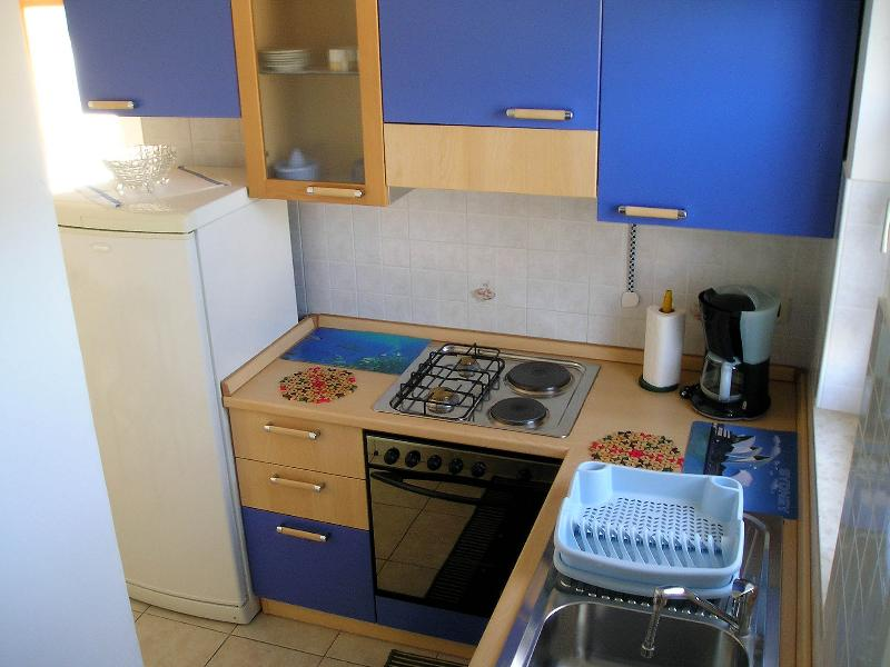 Apartment for 3 people near beach, bike trails, holiday rental in Rovinj