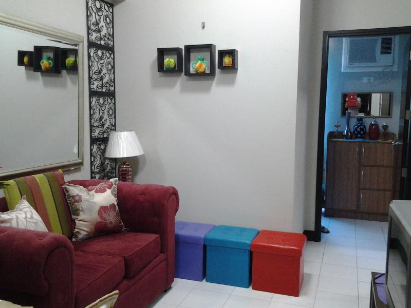 Chateau Elysee  2 condo  at Paranaque, Philippines, vacation rental in Cavite City
