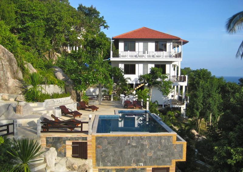 Viking House Apartments, aluguéis de temporada em Koh Tao