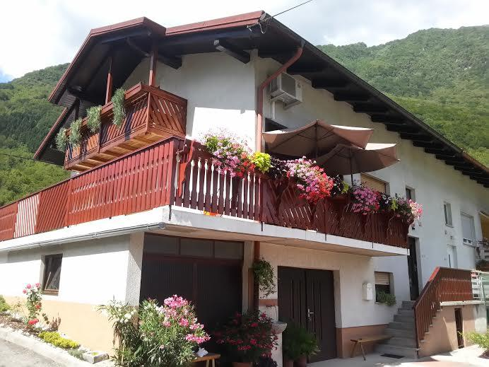 Cottage Kolman ***   Tolmin, vacation rental in Stregna
