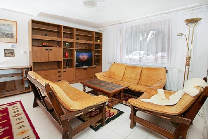 Wohnzimmer Teil in der Wohnung