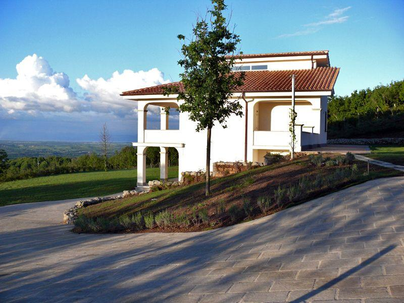 App Prima Vista in first and second floor of Villa Panorama