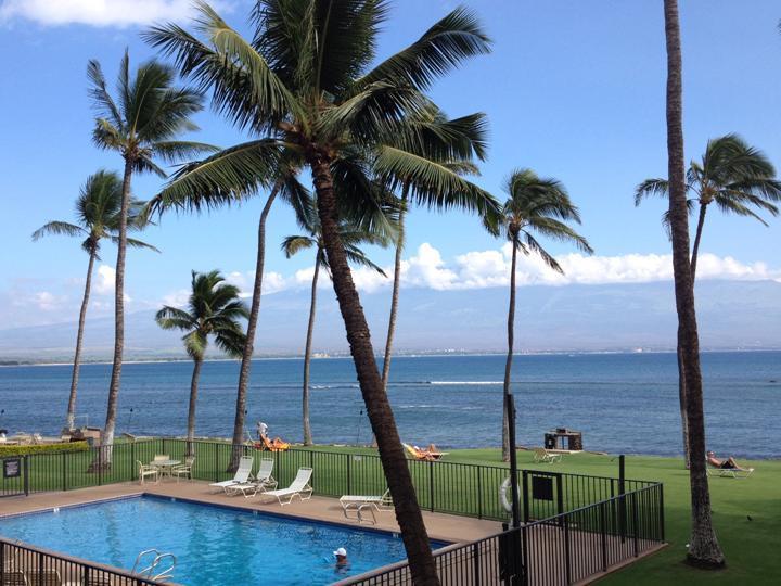Extraordinary Oceanfront View 2 BR in Maalaea Bay, holiday rental in Maalaea