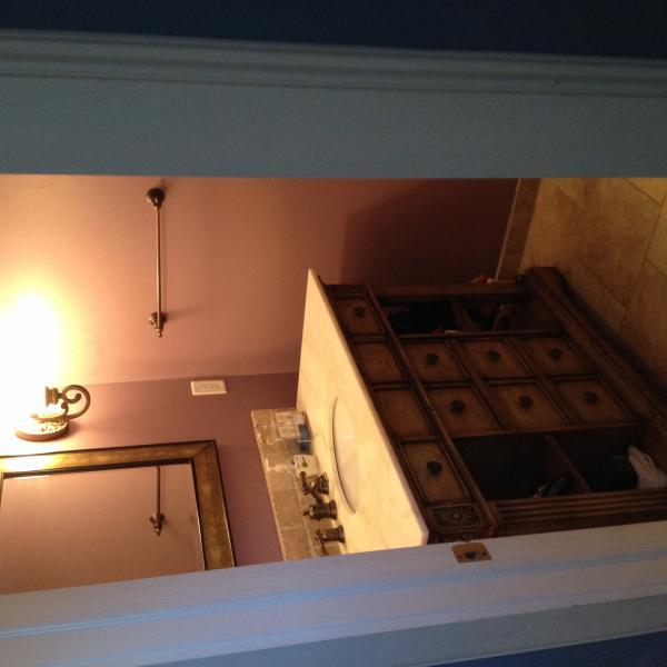 basement - full bath