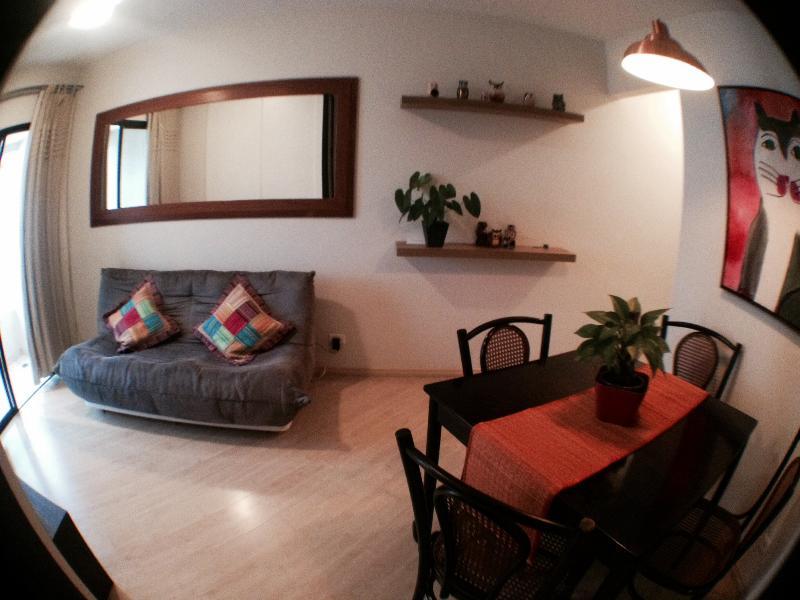 Lovely Santana suburb apart -  2 dorm -, holiday rental in Guarulhos