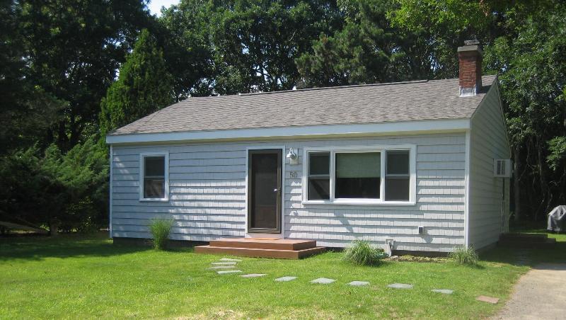 Sunny Cape Cod home