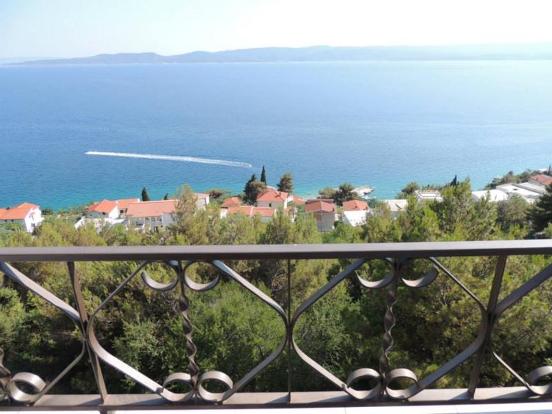 Blue Apartment  Pisak Dalmatia, vakantiewoning in Pisak