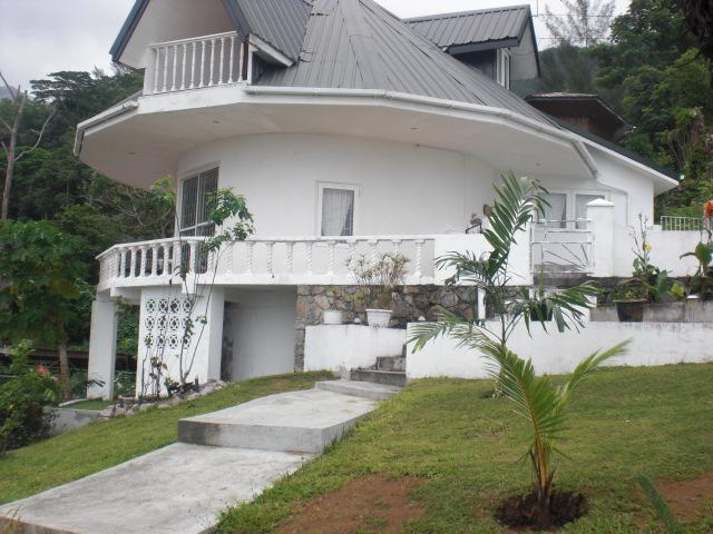 Casuarina Hill Villa, holiday rental in Bel Ombre