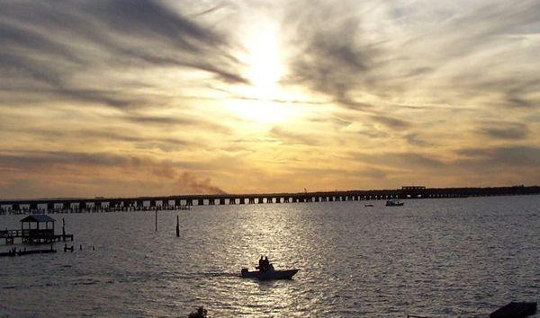 Water Front Beach House  - Pass Christian, MS, holiday rental in Pass Christian