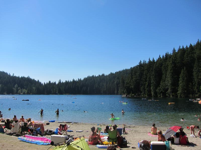 Pine Lake Beach 10 minutos de carro