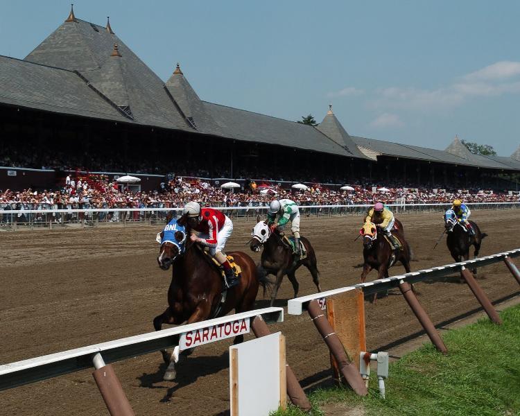 Saratoga Raceway