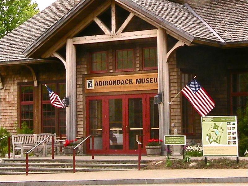 Adirondack Museu 1 hr unidade