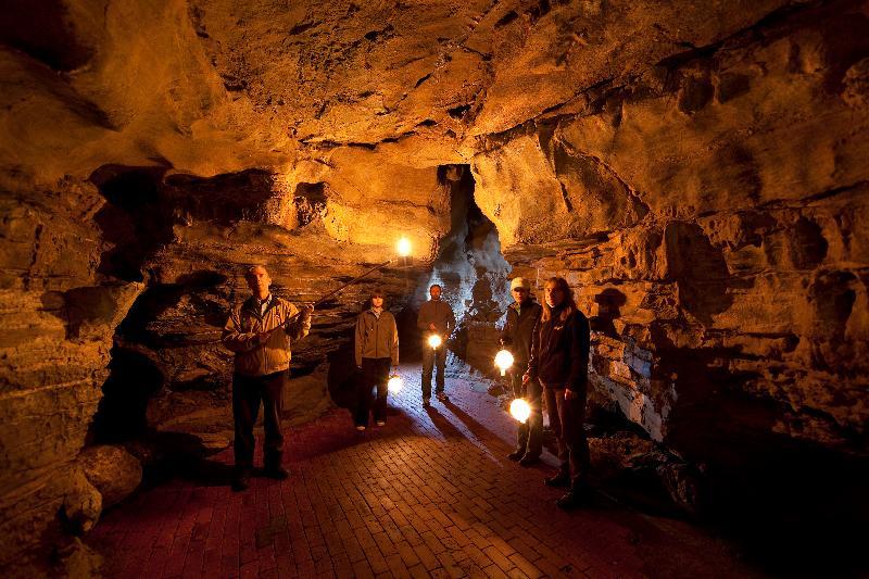 Howe e segredo cavernas 1 hora de carro