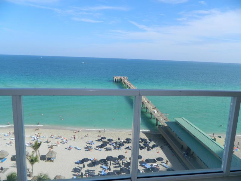 Oceanfront view from all rooms