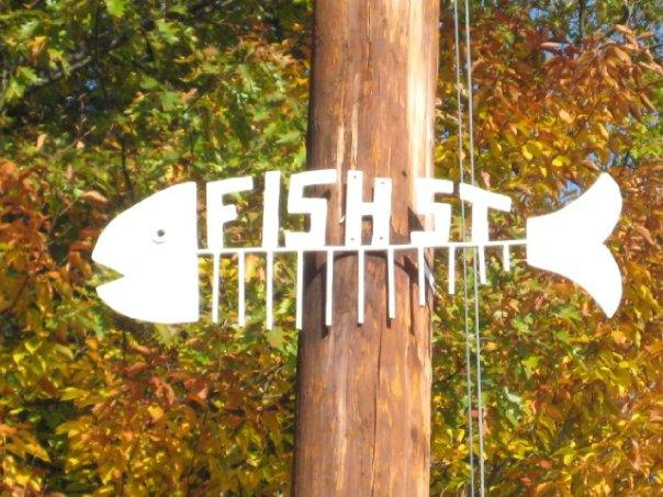Bienvenue sur rue de poisson !