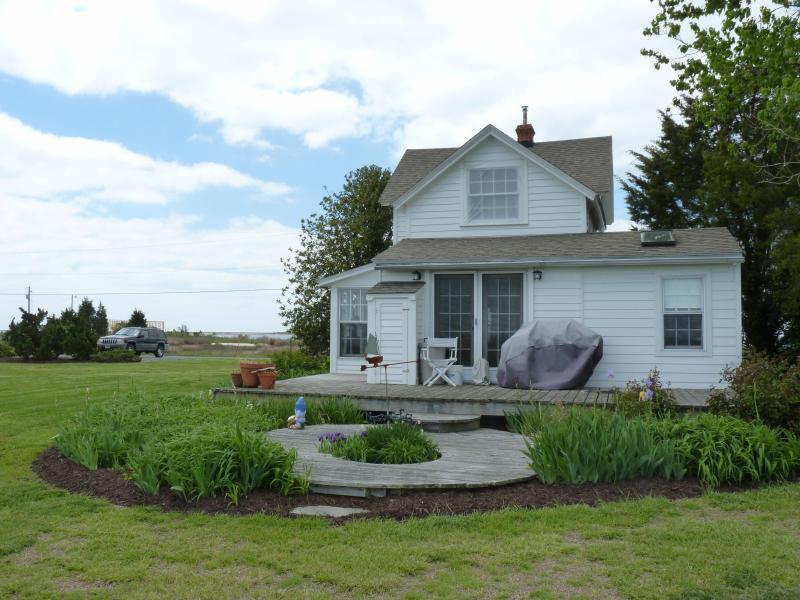 Windrush Cottage traseiras