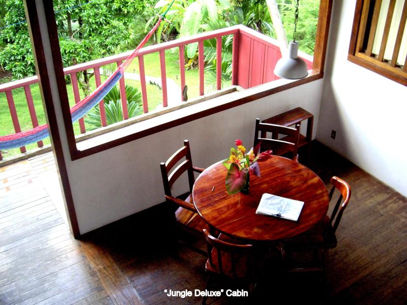Pavones Jungle Cabin close to the Surf, holiday rental in Pavones