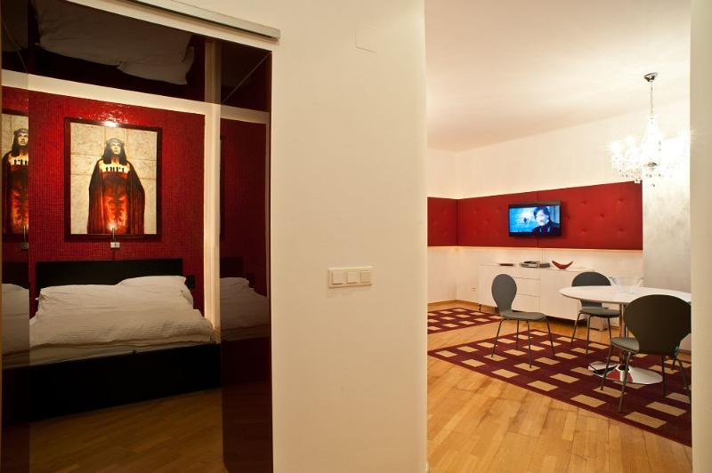 Sleeping Room + Main Room